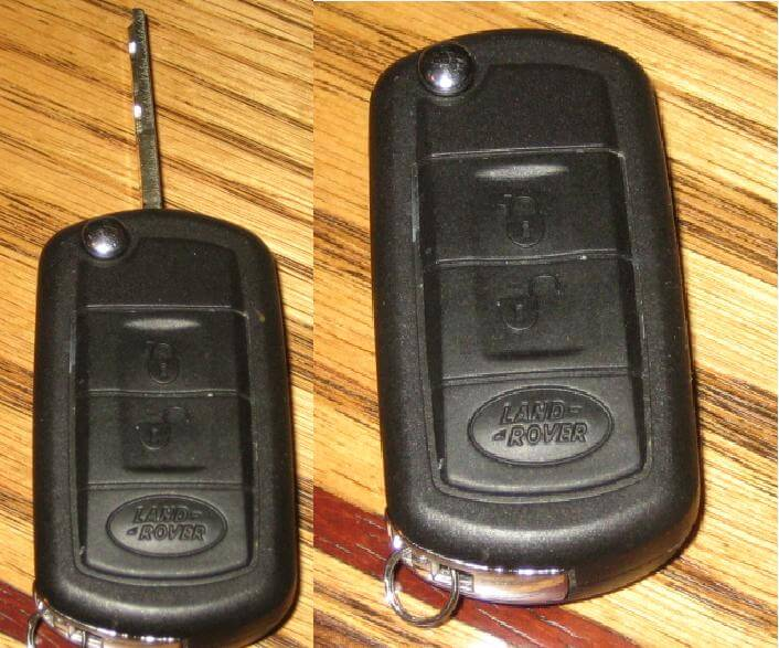 switchblade car keys