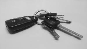 lock keys in car service