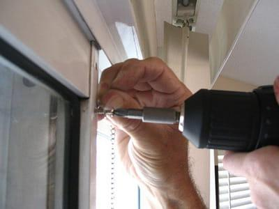 Installing Sliding Glass Door Locks